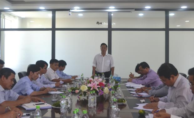 Triển khai thí điểm mô hình Trung tâm hành chính công cấp huyện tại Tam Kỳ, Hội An, Điện Bàn